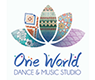 One World Dance & Music Studio Logo
