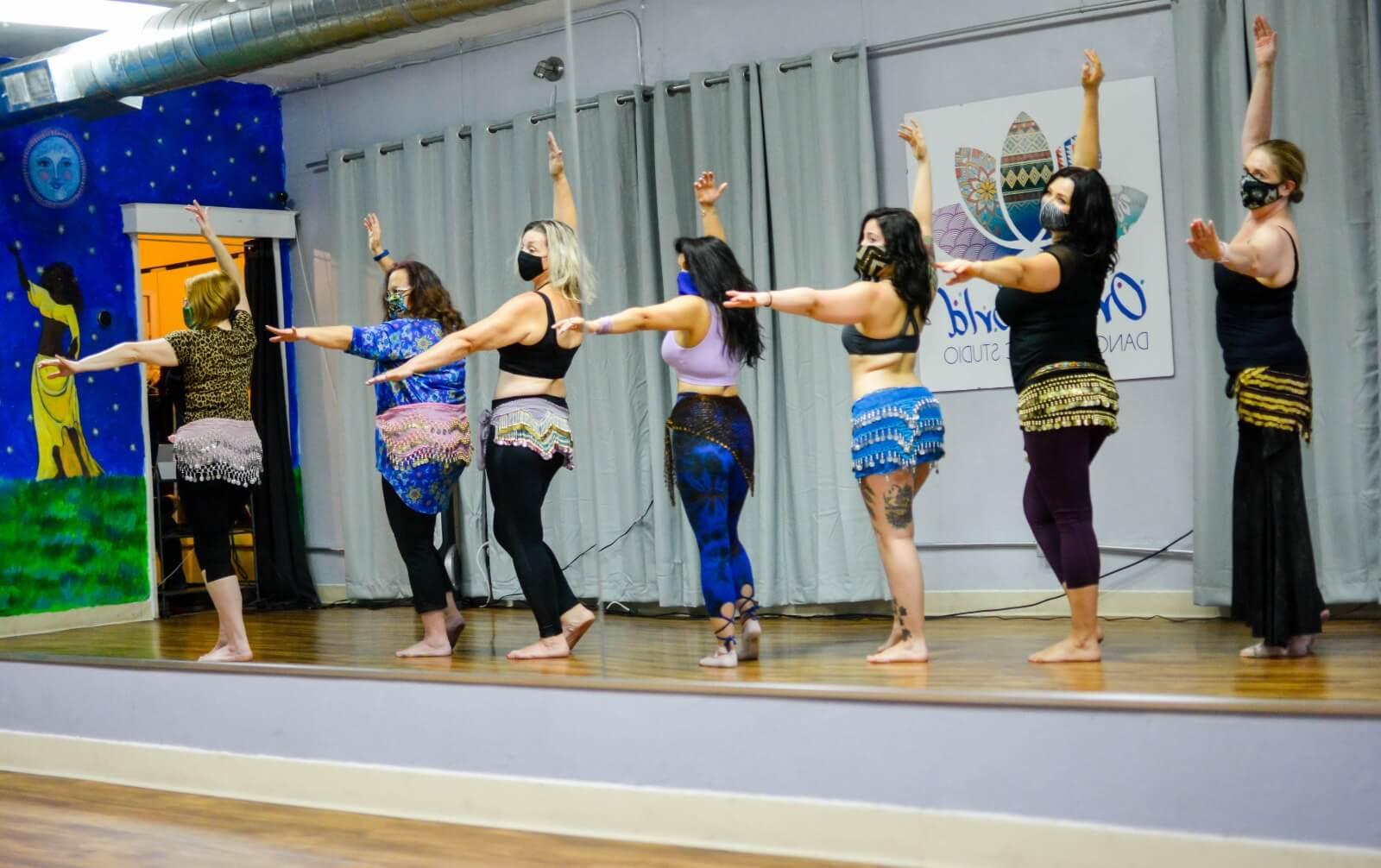 dancing studio
